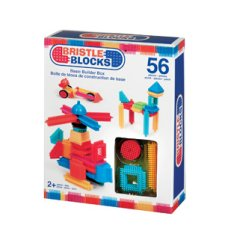 Bristle Blocks 56-teiliges Set