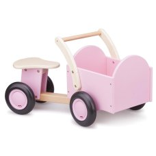New Classic Toys Holzfracht Bike Pink