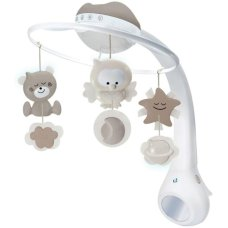2. Chance - Infantino Music Mobile 3 in 1 Creme