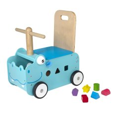 Ich bin Toy Hippopotamus Carriage