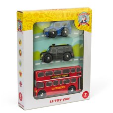 Le Toy Van Autoset London klein