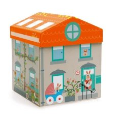 Scratch Playbox Haus 2 in 1