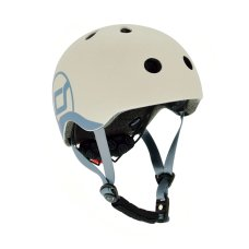 Scoot and Ride Helm XS Ash