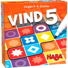 Haba Game Find 5