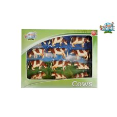 Kids Globe Cows Rotes Fell 1:32