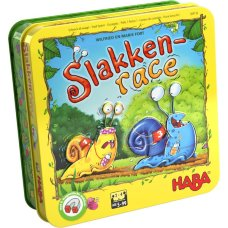 Haba Game Snail Race