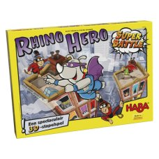 Haba Spiel Rhino Hero Super Battle