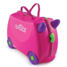 Trunki Kinderkoffer Pink