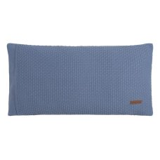 Baby's Only Kissen 30 x 60 Cloud Indigo