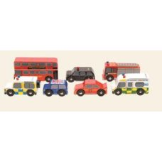 Le Toy Van London Auto-Set
