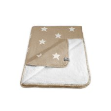 Baby's Only Kinderbettdecke Teddy Star Beige