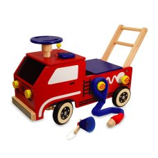 2. Chance - Ich bin Toy Carriage Fire Department Large