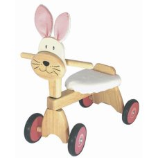 Ich bin Toy Balance Bike Rabbit
