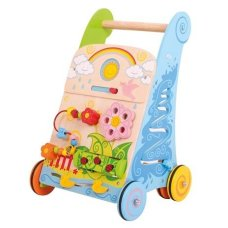 BigJigs Activity Walker Blumen