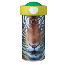 Schulcup Campus 300 ml Animal Planet Tigergrün