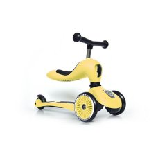 Scoot and Ride Autobahn tritt 1 Zitrone
