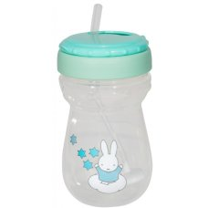 Miffy Strohbecher 360ml Minze