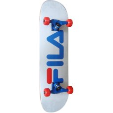 Move Skateboard Fila Weiß