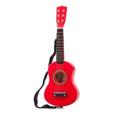 New Classic Toys Gitarre Rot