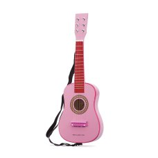 New Classic Toys Gitarre Pink