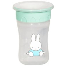 Miffy Anti Tropf Tasse 360° 300 ml Minze