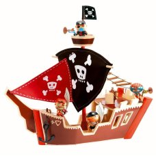 Djeco Piratenschiff