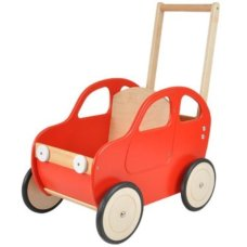 Playwood Wagen rot