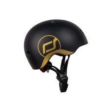 Scoot and Ride Helm XS Gold