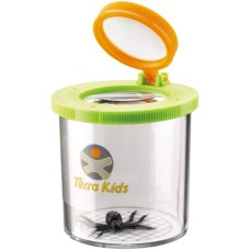 Terra Kids Cup Lupe mit Spinne