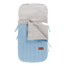 Baby's Only Fußsack Maxi Cosi Kabel Baby Blue
