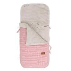 Baby nur Fußsack Maxi Cosi Robust Old Pink